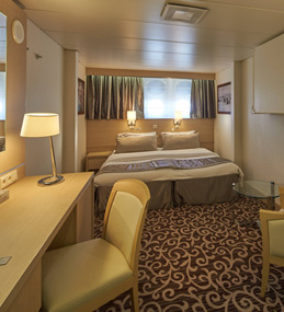 Triple Cabin - MV Ocean Diamond